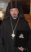 Патриаршее поздравление епископу Петергофскому Маркеллу с юбилеем
